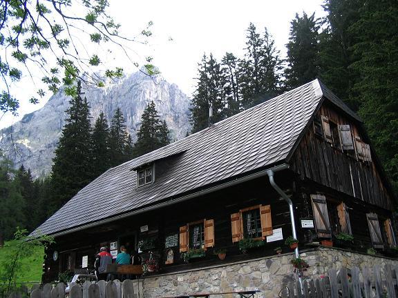 Foto: Andreas Koller / Wander Tour / Über die Gsollhütte auf die TAC-Spitze (2019 m) / Gsollhütte und Frauenmauer (1827 m) / 07.06.2007 22:55:59