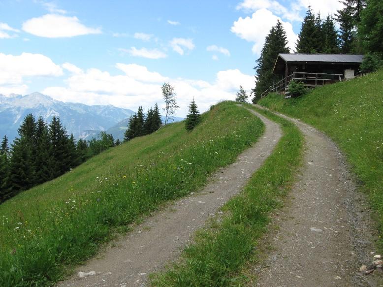 Foto: mucho / Mountainbike Tour / Niederhart Emat Gattererberg / Ein ruhiges Plätzchen / 08.06.2007 17:49:16
