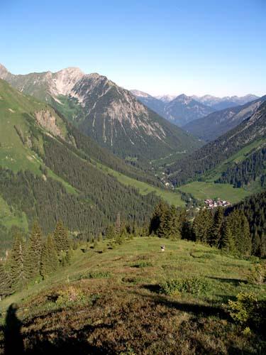 Foto: vince 51 / Wander Tour / Von Namlos auf Engelspitze und Seelakopf / 09.06.2007 23:15:54