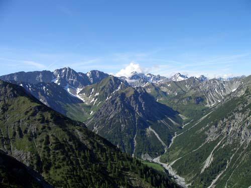 Foto: vince 51 / Wander Tour / Von Namlos auf Engelspitze und Seelakopf / 09.06.2007 23:15:45