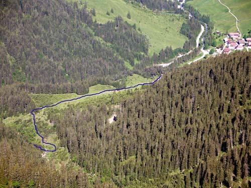 Foto: vince 51 / Wander Tour / Von Namlos auf Engelspitze und Seelakopf / 09.06.2007 23:15:15