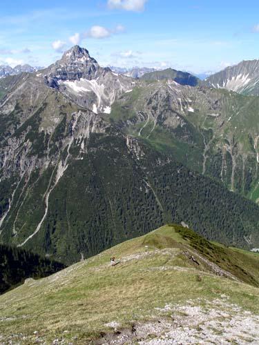 Foto: vince 51 / Wander Tour / Von Namlos auf Engelspitze und Seelakopf / 09.06.2007 23:15:06
