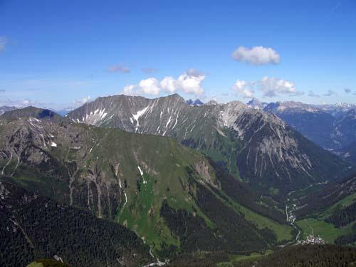 Foto: vince 51 / Wander Tour / Von Namlos auf Engelspitze und Seelakopf / 09.06.2007 23:14:34