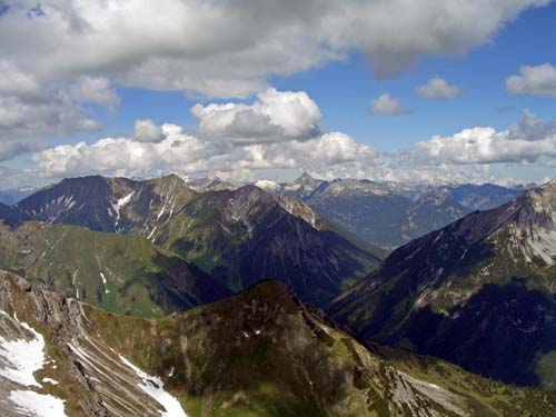 Foto: vince 51 / Wander Tour / Von Namlos auf Engelspitze und Seelakopf / 09.06.2007 23:13:43