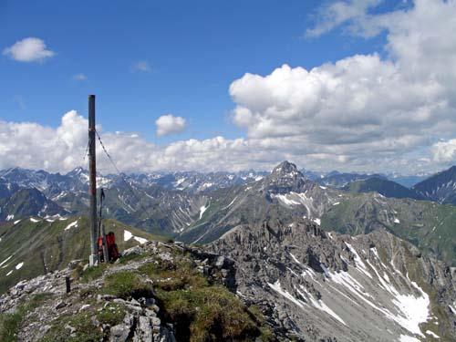 Foto: vince 51 / Wander Tour / Von Namlos auf Engelspitze und Seelakopf / 09.06.2007 23:13:11