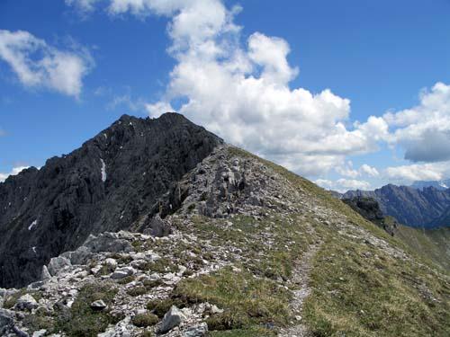 Foto: vince 51 / Wander Tour / Von Namlos auf Engelspitze und Seelakopf / 09.06.2007 23:12:19