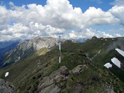 Foto: vince 51 / Wander Tour / Von Namlos auf Engelspitze und Seelakopf / 09.06.2007 23:11:34