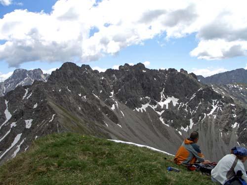 Foto: vince 51 / Wander Tour / Von Namlos auf Engelspitze und Seelakopf / 09.06.2007 23:11:09