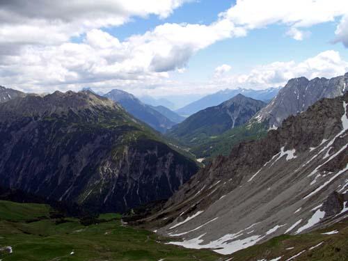 Foto: vince 51 / Wander Tour / Von Namlos auf Engelspitze und Seelakopf / 09.06.2007 23:10:43