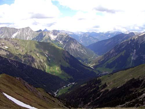 Foto: vince 51 / Wander Tour / Von Namlos auf Engelspitze und Seelakopf / 09.06.2007 23:10:30