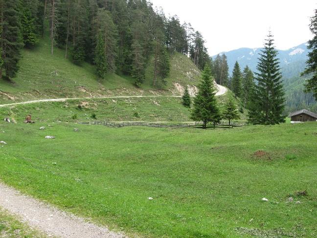 Foto: mucho / Mountainbike Tour / Steinberg Runde01 / Schmalzklausenalm / 10.06.2007 19:14:16
