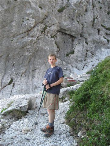 Foto: Alpinfreunde / Wandertour / Hochleckenkogel, Brunnkogel, Hochleckenhaus / 10.06.2007 20:16:15