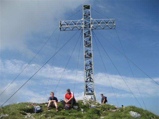 Foto: Alpinfreunde / Wandertour / Hochleckenkogel, Brunnkogel, Hochleckenhaus / Brunnkogel / 10.06.2007 20:19:52