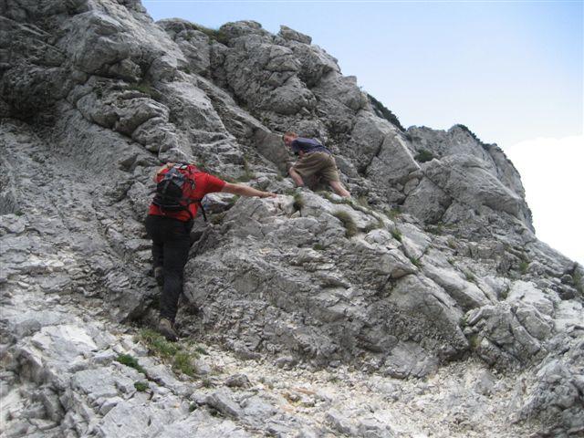 Foto: Alpinfreunde / Wandertour / Hochleckenkogel, Brunnkogel, Hochleckenhaus / 10.06.2007 20:23:28