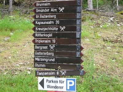 Foto: mucho / Mountainbike Tour / Stumm - Kapaunsalm - Gerlos / 13.06.2007 19:19:50
