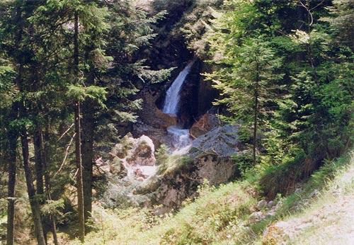 Foto: vince 51 / Wander Tour / Vilser Kegel / Alpstrudel-Wasserfall / 15.06.2007 22:37:57