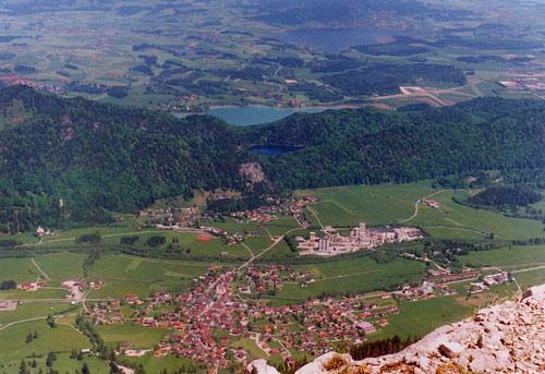 Foto: vince 51 / Wander Tour / Vilser Kegel / Vils mit Alatsee, Weissensee und Hopfensee / 15.06.2007 22:35:57