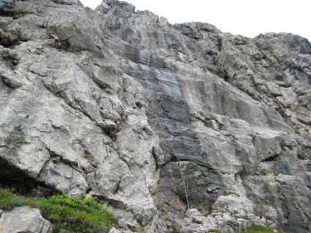 Foto: dobratsch11 / Klettersteig Tour / Winkelturm Klettersteig / 16.06.2007 20:40:43