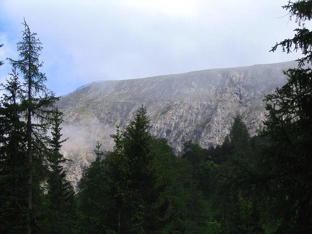 Foto: Andreas Koller / Wander Tour / Stanserjoch und Tunnelsteig (2102m) / Stanserjoch / 18.06.2007 17:22:02