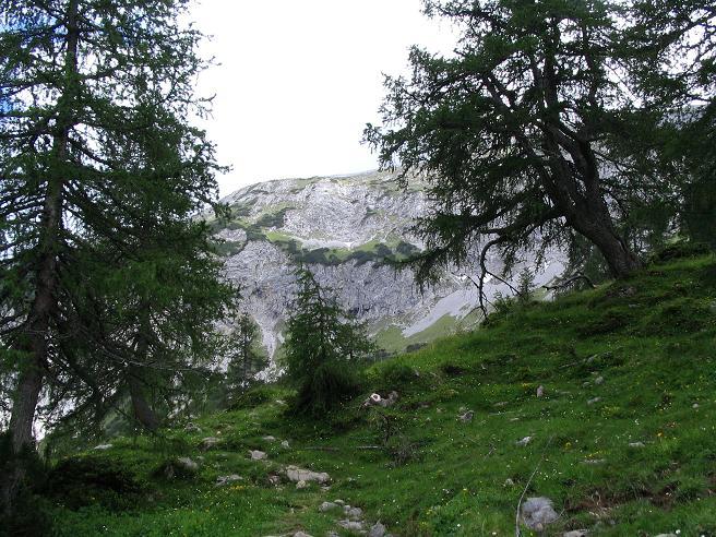 Foto: Andreas Koller / Wander Tour / Stanserjoch und Tunnelsteig (2102m) / Annäherung zum Stanserjoch / 18.06.2007 17:17:55