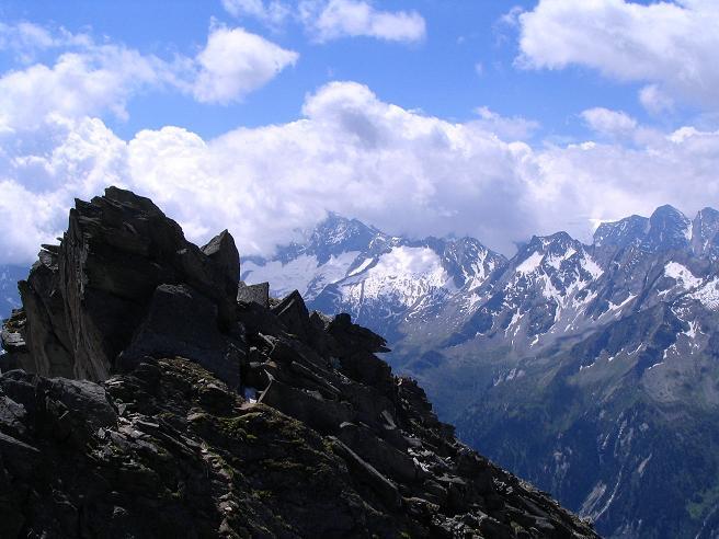 Foto: Andreas Koller / Wander Tour / Ahornspitze und Popbergschneid (2976m) / S-Gipfel und Großer Löffler (3379 m) / 18.06.2007 18:08:25