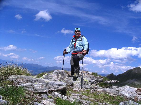 Foto: Andreas Koller / Wander Tour / Ahornspitze und Popbergschneid (2976m) / Am Toreggenkogel / 18.06.2007 18:13:28