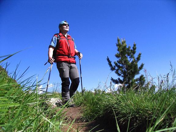 Foto: Andreas Koller / Wander Tour / Ahornspitze und Popbergschneid (2976m) / Schöner Hüttenanstieg für jederman zu bewältigen / 18.06.2007 18:00:02