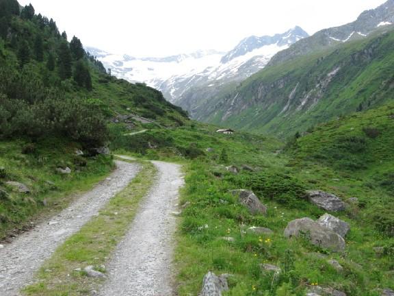 Foto: mucho / Mountainbiketour / Schönachtal / Pasteinalm 1692 m / 18.06.2007 18:56:43