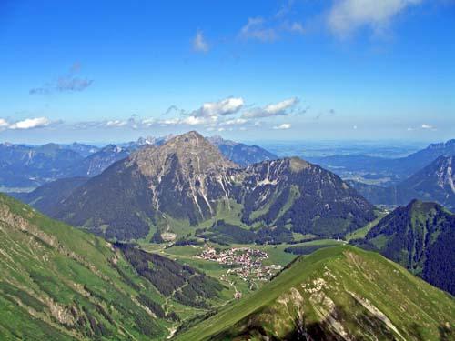 Foto: vince 51 / Wander Tour / Von Bichelbächle auf den Roten Stein / 18.06.2007 21:58:27
