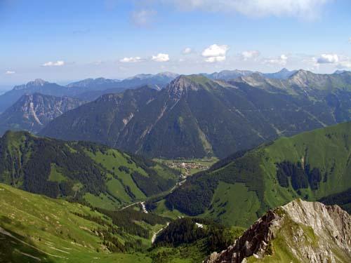 Foto: vince 51 / Wander Tour / Von Bichelbächle auf den Roten Stein / 18.06.2007 21:58:16
