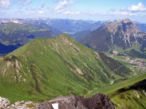 Foto: vince 51 / Wander Tour / Von Bichelbächle auf den Roten Stein / 18.06.2007 21:57:24