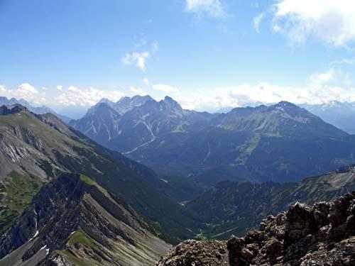 Foto: vince 51 / Wander Tour / Von Bichelbächle auf den Roten Stein / 18.06.2007 21:56:11