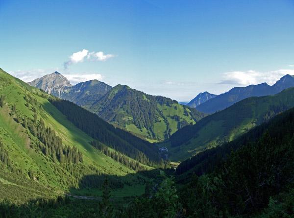 Foto: vince 51 / Wander Tour / Von Bichelbächle auf den Roten Stein / 18.06.2007 21:54:30