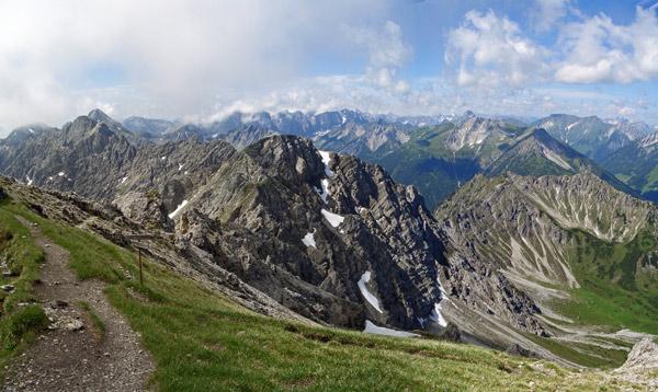 Foto: vince 51 / Wander Tour / Von Bichelbächle auf den Roten Stein / 18.06.2007 21:54:02