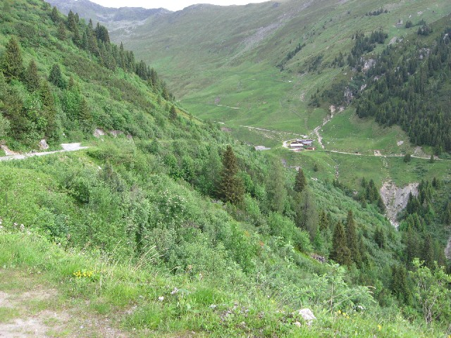 Foto: mucho / Mountainbike Tour / Gmünd Kellneralm Gerlos / Innerertensalm / 19.06.2007 07:30:16