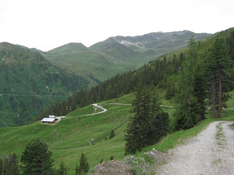 Foto: mucho / Mountainbike Tour / Gmünd Kellneralm Gerlos / Kellneralm / 19.06.2007 07:30:40