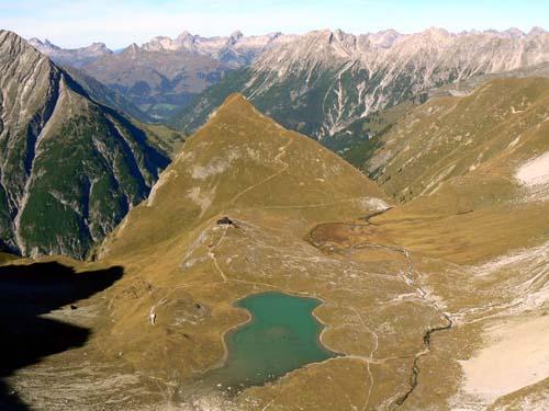 Foto: vince 51 / Wandertour / Vier-Gipfel-Tour von der Memminger Hütte / 19.06.2007 21:56:07