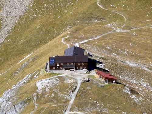 Foto: vince 51 / Wandertour / Vier-Gipfel-Tour von der Memminger Hütte / 19.06.2007 21:55:59