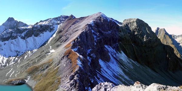 Foto: vince 51 / Wandertour / Vier-Gipfel-Tour von der Memminger Hütte / 19.06.2007 21:55:32