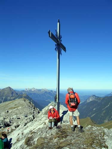 Foto: vince 51 / Wander Tour / Grubigstein-Gartnerwand / 20.06.2007 18:30:25