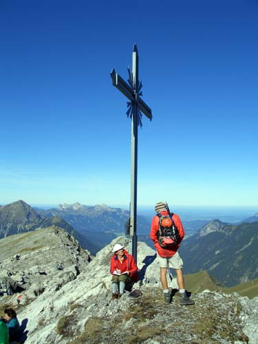 Foto: vince 51 / Wandertour / Grubigstein-Gartnerwand / 20.06.2007 18:30:25