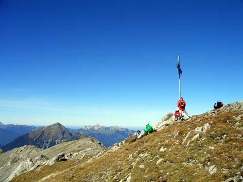 Foto: vince 51 / Wander Tour / Grubigstein-Gartnerwand / 20.06.2007 18:30:16