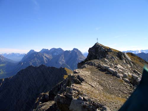 Foto: vince 51 / Wandertour / Grubigstein-Gartnerwand / 20.06.2007 18:29:39