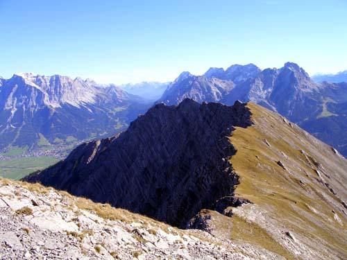 Foto: vince 51 / Wander Tour / Grubigstein-Gartnerwand / 20.06.2007 18:29:20