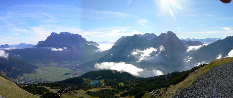 Foto: vince 51 / Wander Tour / Grubigstein-Gartnerwand / 20.06.2007 18:28:14