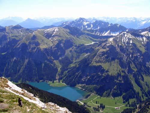 Foto: vince 51 / Wander Tour / Vom Vilsalpsee auf das Gaishorn / 20.06.2007 18:21:39