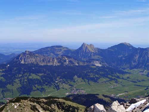 Foto: vince 51 / Wander Tour / Vom Vilsalpsee auf das Gaishorn / 20.06.2007 18:21:31