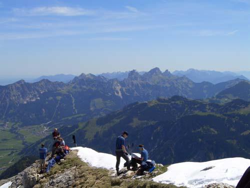 Foto: vince 51 / Wander Tour / Vom Vilsalpsee auf das Gaishorn / 20.06.2007 18:21:18