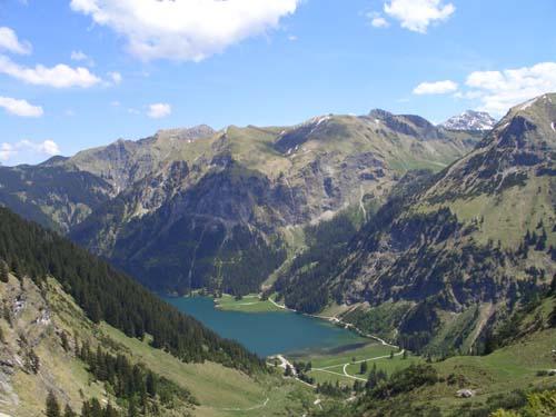 Foto: vince 51 / Wander Tour / Vom Vilsalpsee auf das Gaishorn / 20.06.2007 18:20:22