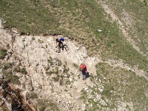 Foto: vince 51 / Wander Tour / Vom Vilsalpsee auf das Gaishorn / 20.06.2007 18:20:11